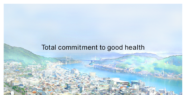 Total commitment to good health